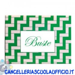 Buste bianche formato 9