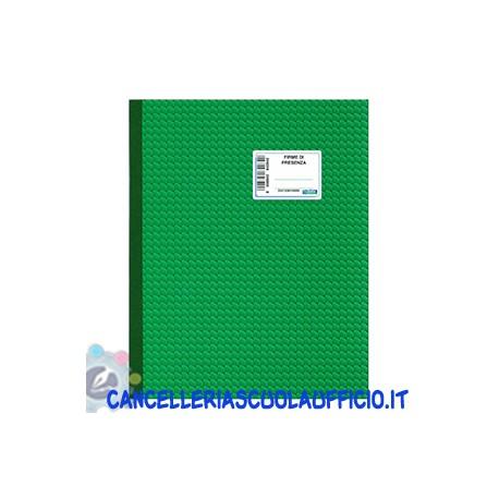 Registro firme di presenza al lavoro Formato 31x24,5 Edipro