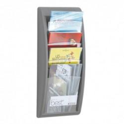 Portariviste Paperflow K540615 Alluminio