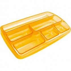 Bacinella Porta oggetti Arda 3110TR Trasp. Arancio