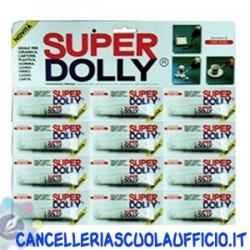 Colla Super Dolly 3 ml. 12 pz.
