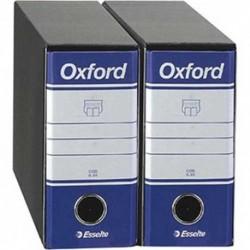 Registratori Oxford G81 d.so 8 h.18 Blu