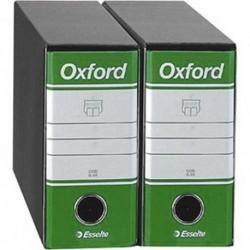Registratori Oxford G81 d.so 8 h.18 Verde