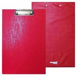 Porta blocco con molla Memotak 1 anta Rosso