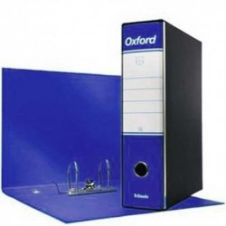 Registratori Oxford G85 d.so 8 Blu