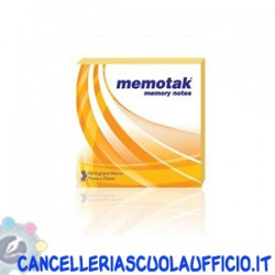 Blocchetti memo Memotak 75x75