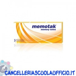 Blocchetti memo Memotak 38x50