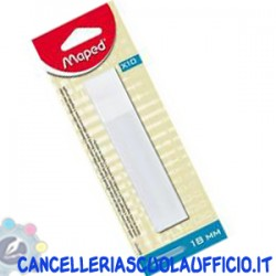 Lame di ricambio per cutter MAPED 18 mm