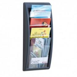 Portariviste Paperflow K540611 Nero