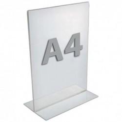 Portadepliant Verticale A4