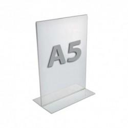Portadepliant Verticale A5