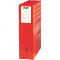 Scatola Acco Max cod. 538 Rosso