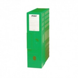 Scatola Acco Max cod. 538 Verde
