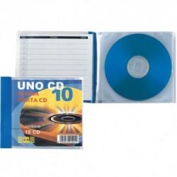 Porta CD Sei Uno TI CD 10