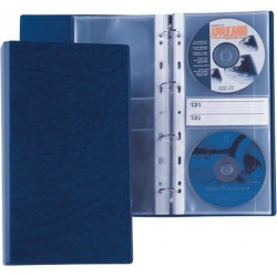 Porta CD Sei Sanremo 30 4D CD2 Blu