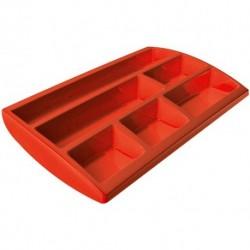 Bacinella Porta oggetti Arda 3110 Rosso