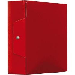 Scatola Progetti Standard 8 Rosso
