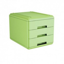 Cassettiera Arda Smile Mini Verde