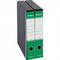 Registratori Oxford G84 d.so 5 Verde