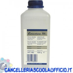 Colla liquida Coccoina 84. 1 Lt.