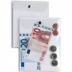 Buste con bottone Sei Press 4E 12x15.5 20 pz.