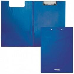 Porta blocco con molla Memotak 2 ante Blu