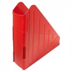 Porta Riviste Arda Opaco Rosso