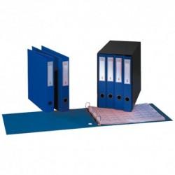 Porta tabulati Acco Storing 391 Uni c/custodia Blu