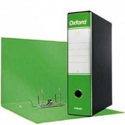Registratori Oxford G85 d.so 8 Verde