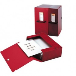 Scatola Sei Archivio Big 200 Rosso