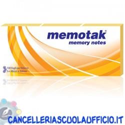 Blocchetti memo Memotak 75x125