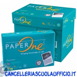 Carta PaperOne verde A4 80 gr