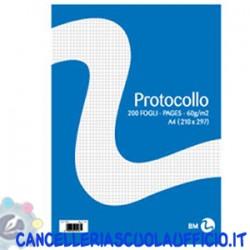 Carta protocollo uso bollo